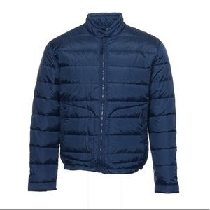 Men's Vince navy puffer jacket